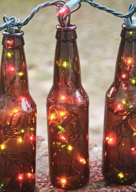 Beer Bottle Christmas Lights2