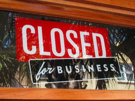 closed for business named a top 100 beer bar